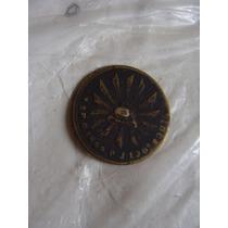 Ficha ,boton Militar , Republica Mexicana , Año 1859