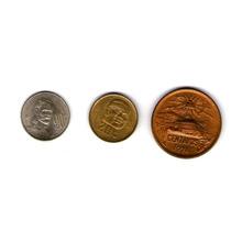 Monedas Mexicanas Antiguas De 20 Centavos