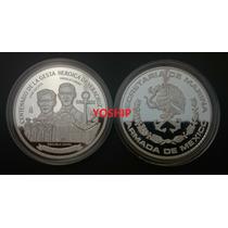 Moneda Medalla Gesta H Veracruz 14 Plata Proof Nueva Unica