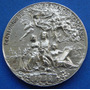 Medalla Independencia De Mexico 1910 Alta Condicion