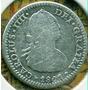 1 Real Carolus Iiii 1801