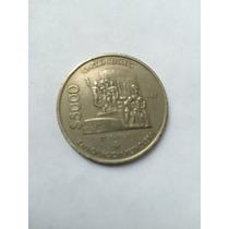 Moneda Antigua México De 5000 Pesos 1983