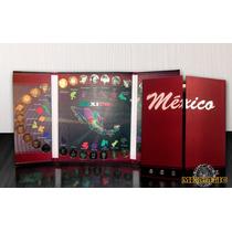 Album Coleccionador P/ Monedas De $100 2 Etapas C/obsequio