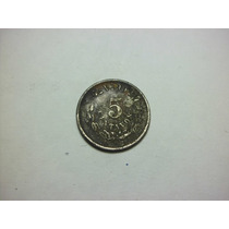 Republica Mexicana 5 Centavos Culiacan Sobre Fecha 1903/1898