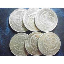 20 Pesos Cultura Maya Niquel Diferentes Fechas Desde $20
