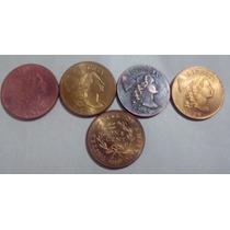 4 Centavos 1793-1794-1795-1796 De Cobre