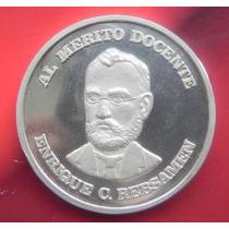 Medalla México Al Merito Docente Enrique C. Rebsamen