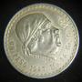 Moneda Un 1 Peso Morelos Cacheton Plata