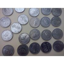 Monedas Antiguas Vintage 50 Centavos Palenque 1983