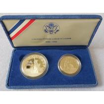 Monedas Liberty 1986