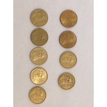 Monedas 100 Pesos Carranza 1984 A 1992 Serie Completa
