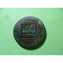 Moneda Alemana Primer Guerra Mundial. 1919.
