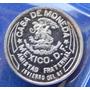 Medalla Prueba Plata Casa De Moneda 1980 Muy Escasa
