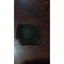 Ficha De Mexico. Antiguedad + Coleccion