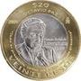 Moneda De 20 Pesos Octavio Paz,,