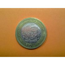 Monedas 10 Pesos 150 Aniversario Batalla De Puebla