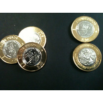 Moneda Conmemorativa De 20 Pesos 100 Años Fuerza Aerea Mexic