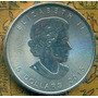 1 Onza 5 Dolares De Canada 2015 1 Oz Plata Ley .9999
