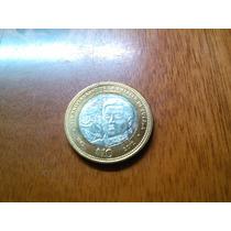 Moneda De 10 Pesos Batalla Del 5 De Mayo Gral Ignacio