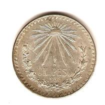 Peso De Plata Ley 0.720