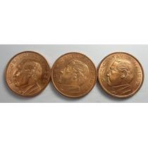 10 Centavos 1959, 1966 Y 1967 Juárez Eu Mexicanos Nuevecitas