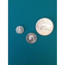 Monedas De Bronce 1,5 Y 20 Centavos Sin Circular