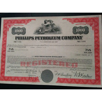 Bono De Phillips Petroleum Company !!!!