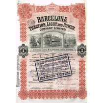 Set De 6 Acciones Bonos Empresas Espanolas !!!