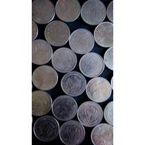 Monedas Antiguas De 1 Peso Morelos México 1984 - 1987