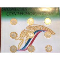 Coleccion Completa Monedas 20 Veinte Pesos Conmemorativas
