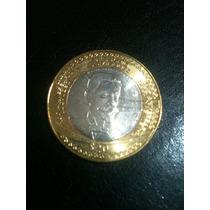 Moneda Conmemorativa De 20 Pesos Belisario Dominguez