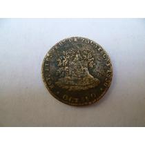 Antigua Moneda De 1/8 De Real 1830. Zacatecas.