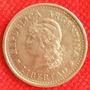 1 Peso 1959 Argentina Moneda Libertad Con Gorro Frigio - Vbf