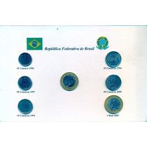 Brasil Colección De Monedas
