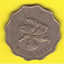 2 Dollar 1994 Hong Kong China Antigua Colonia Británica Hm4