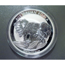 Moneda Plata Koala 2014 !! Una Onza !!