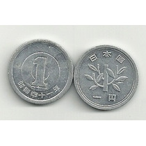 Moneda Japon 1 Yen