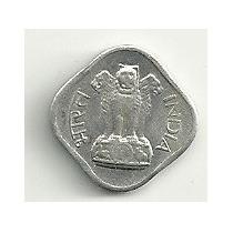 India (1966) 1 Paisa Omm