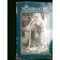 Revista Monedas The Numismatist Febrero1981 En Ingles Vv4