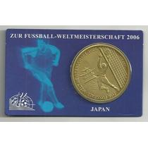 Medalla Mundial Futbol Alemania 2006