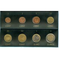 Euros España Serie Completa 2001