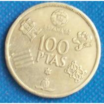 100 Pesetas 1980 Moneda España Rey Juan Carlos I - Hm4