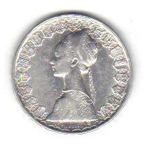500 Liras 1966 Plata Italia Cristóbal Colón Barcos - Hm4
