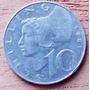 10 Schilling 1981 Austria Moneda Mujer Wachau - Hm4