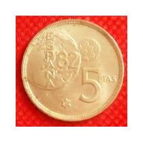 5 Pesetas 1980 Moneda España Rey Juan Carlos I - Bbf