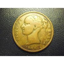 Medalla Reina Victoria Inglaterra Y Luis Felipe I Francia