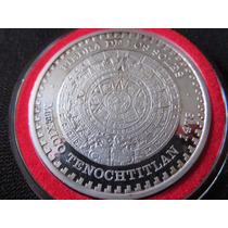 Moneda Onza Piedra De Los Soles Banamex 2010