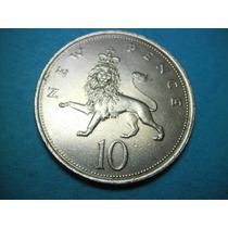 Reino Unido 10 Nuevos Pence 1979