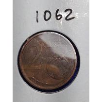 1062- Moneda De 2 Centavos De Euro De 2002, Italia
