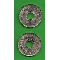 Grr-moneda De Egipto 25 Piastres 1993